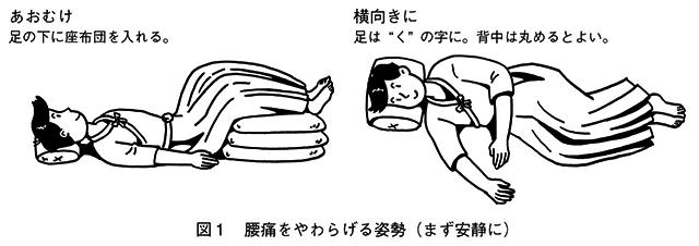 腰痛の予防・治療_図1